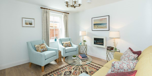 No.2 Fulford Place - Show Home