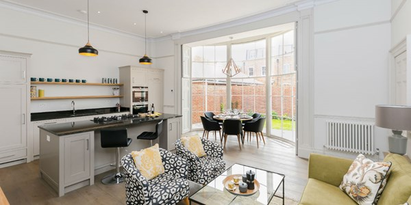 Fulford House - Show Home